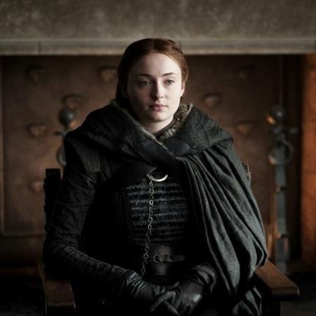 """Sansa (Sophie Turner) em cena da sétima temporada de """"Game of Thrones"""" - Divulgação/HBO"""