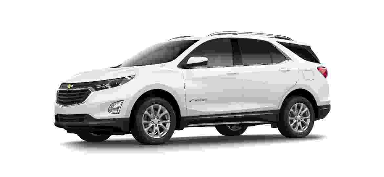 Chevrolet Equinox LT: R$ 15 mil mais barato e um pouco menos equipado que versão Premier - Divulgação