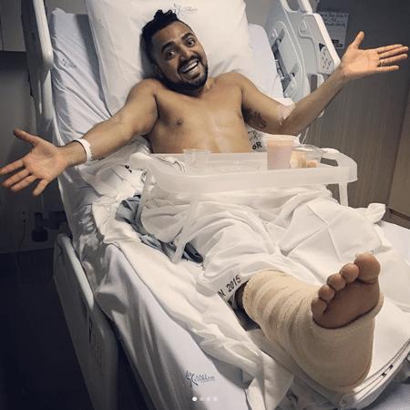 Tirulipa sorri após cirurgia - Reprodução/Instagram/tirullipa