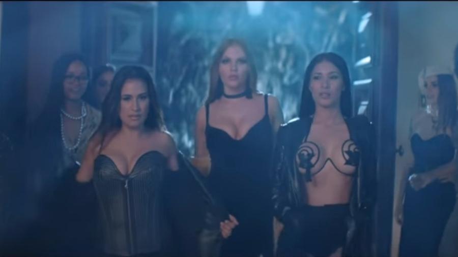 Simone e Simaria invadem uma festa ao lado de Luísa Sonsa em novo clipe - Divulgação