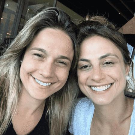 Fernanda Gentil e a namorada, Priscila Montandon - Reprodução/Instagram/fernandagentil