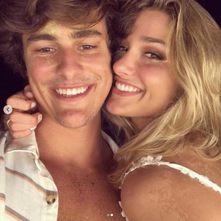 Bruno Montaleone e Sasha Meneghel - Reprodução/Instagram/sashameneghel