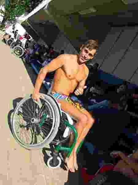Ricardo Felix da Silva, 41 anos, aposentado por invalidez  - Arquivo pessoal - Arquivo pessoal