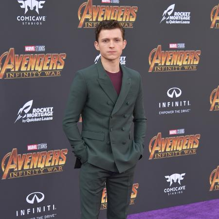 Tom Holland volta ao papel de Homem-Aranha - Getty Images