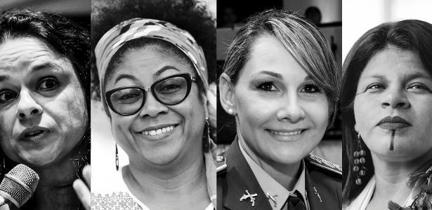 45bcd070a Janaína Paschoal (à esquerda) está entre os nomes femininos cotados para  cargo de vice