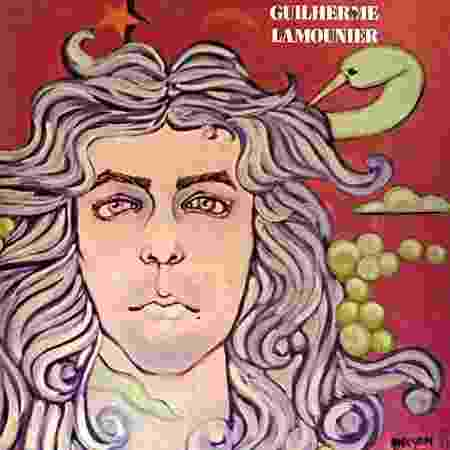 Capa do disco de Guilherme Lamounier - Reprodução