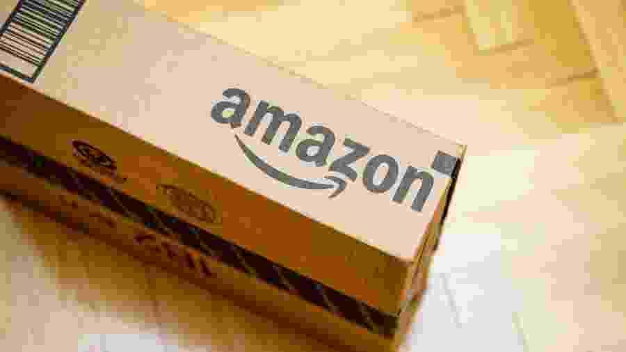 Segundo ranking BrandZ, marca Amazon vale US$ 415,9 bilhões - Getty Images