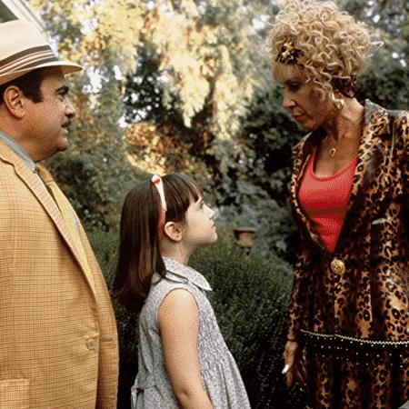 """Cena do filme """"Matilda"""" - Reprodução"""