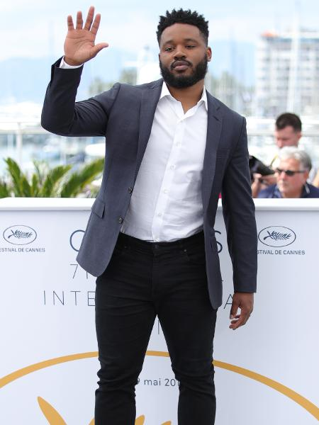 Ryan Coogler no Festival de Cannes - Andreas Rentz/Getty Images