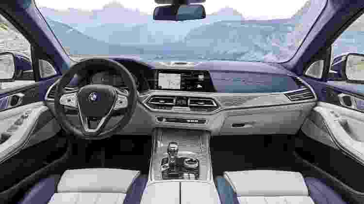BMW X7 2 - Divulgação - Divulgação