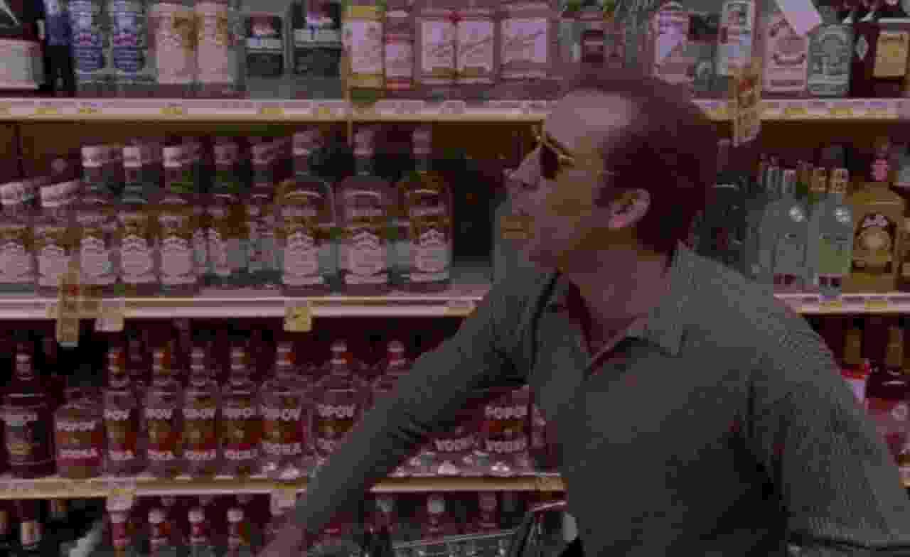 """Nicolas Cage em """"Despedida em Las Vegas"""" (1995) - Divulgação"""