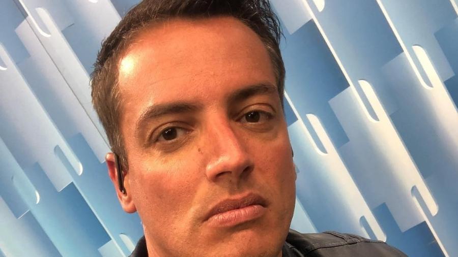 """Léo dias, do """"Fofocalizando"""" (SBT), perdeu um fã-clube com mais de 300 mil seguidores - Divulgação/ Instagram"""