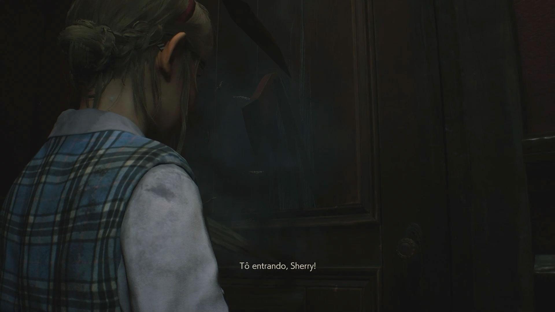 """- reproducaogamehall 1549460717676 v2 1920x1 - 10 'easter eggs' de """"Resident Evil 2"""" que você talvez não tenha percebido"""