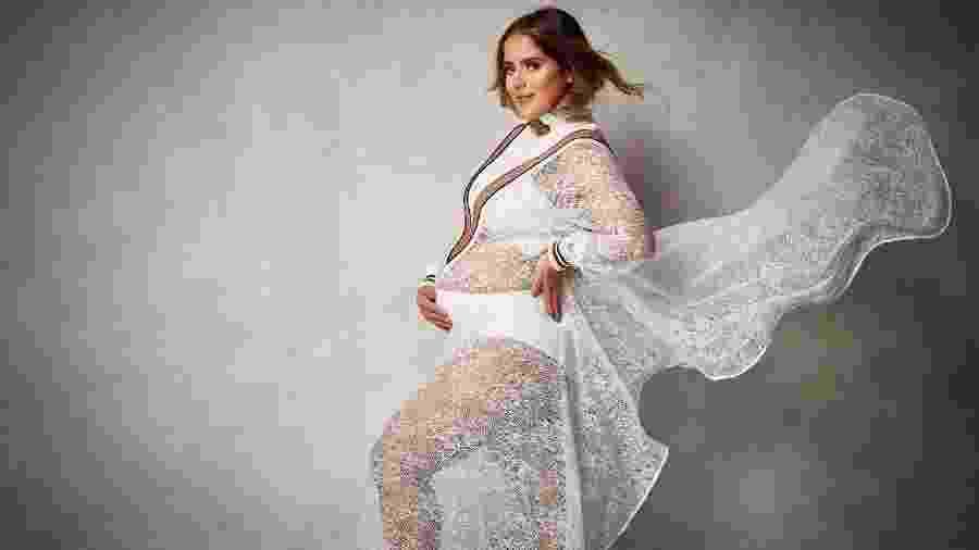 Camilla Camargo se casou em setembro do ano passado e espera seu primeiro filho com o diretor de TV Leonardo Lessa - Gustavo Arrais/Divulgação