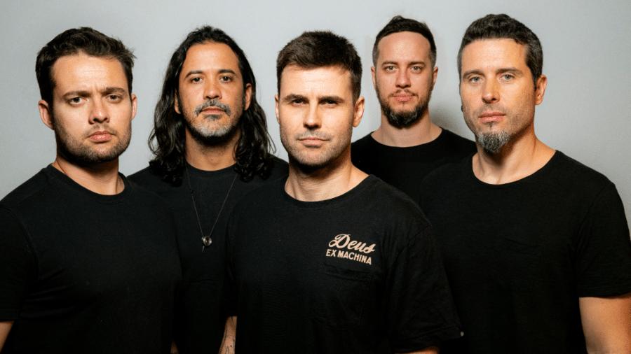 Ego Kill Talent abrirá shows do Metallica no Brasil  - Divulgação