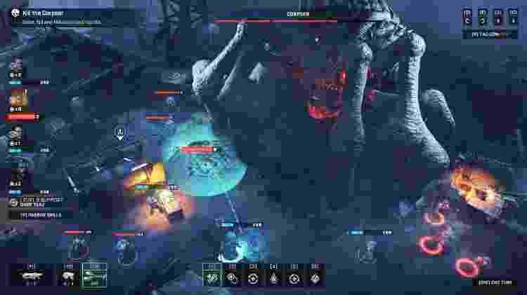 Gears Tactics 3 - Divulgação/Microsoft - Divulgação/Microsoft