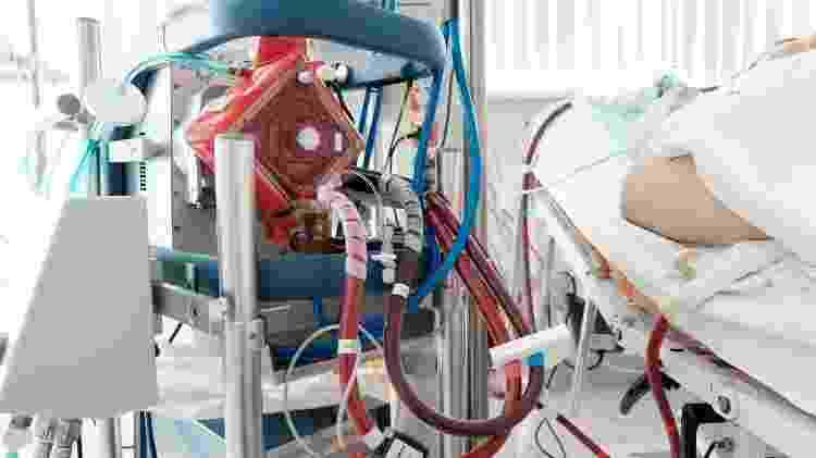 Conheça a ECMO, aparelho que funciona como coração e pulmão artificiais - Akiromaru/Istock - Akiromaru/Istock