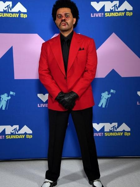 The Weeknd foi apontado como um dos injustiçados do Grammy - Kevin Mazur/MTV VMAs 2020/Getty Images for MTV