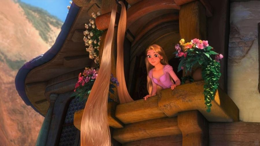 """Cena do filme """"Enrolados"""", de 2010 - Reprodução/Disney"""