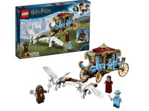 Lego Harry Potter Carruagem de Beauxbatons - Divulgação  - Divulgação