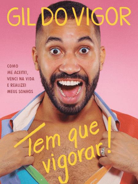 Gil do Vigor - Reprodução/Twitter - Reprodução/Twitter