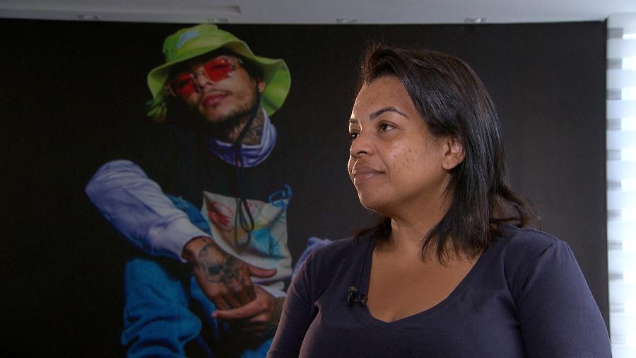Valkíria Nascimento, mãe de MC Kevin, cancela rifa de R$ 1 mil - Divulgação/Record TV