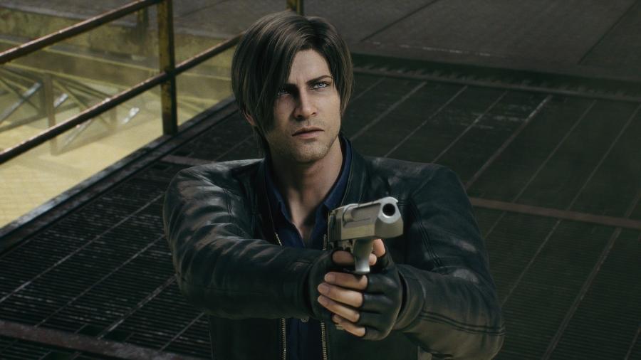 Resident Evil Infinite Darkness - Divulgação/Netflix