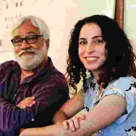 Halm e Svartman - Estevam Avellar/TV Globo - Estevam Avellar/TV Globo