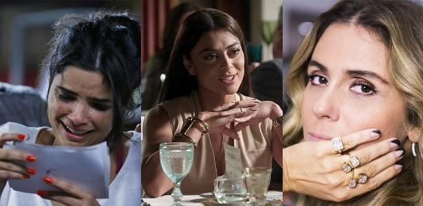 """""""Totalmente Demais"""" e """"A Regra do Jogo"""" batem recorde semanal de audiência - Divulgação/Globo"""