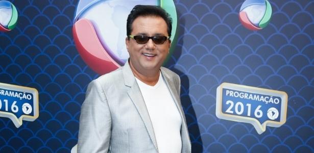 O apresentador Geraldo Luís - Manuela Scarpa/Brazil News