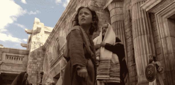 """Cena do filme """"O Jovem Messias"""" - Reprodução - Reprodução"""