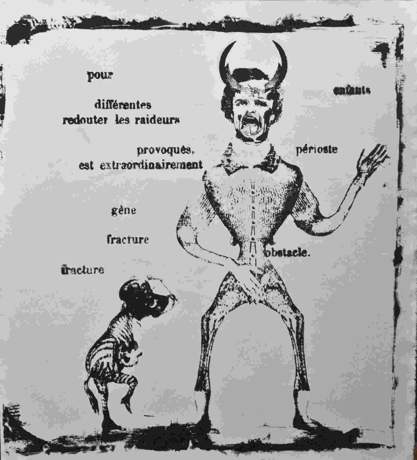 """""""Bestiário"""", de Renato Larini - Divulgação"""