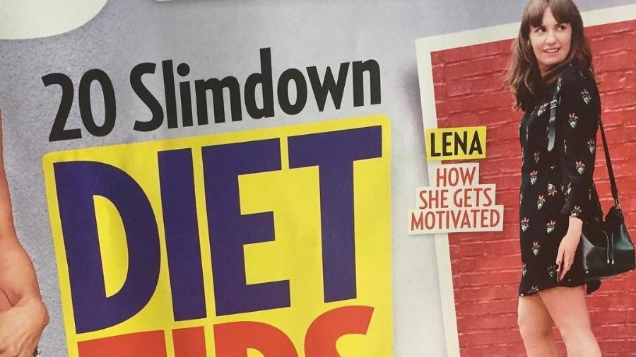 """Lena Dunham reclamou: """"É o oposto de tudo que lutei contra durante toda minha carreira"""" - Reprodução/Instagram"""