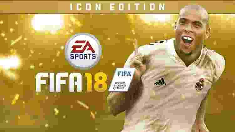 FIFA 18 - Ronaldo - Reprodução - Reprodução