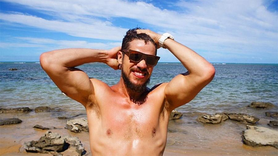 O ator José Loreto - Reprodução/Instagram