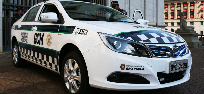 Após entregar modelos à Prefeitura de São Paulo por consignação (foto), BYD quer finalmente entrar no mercado brasileiro - Charles Sholl/Raw Image