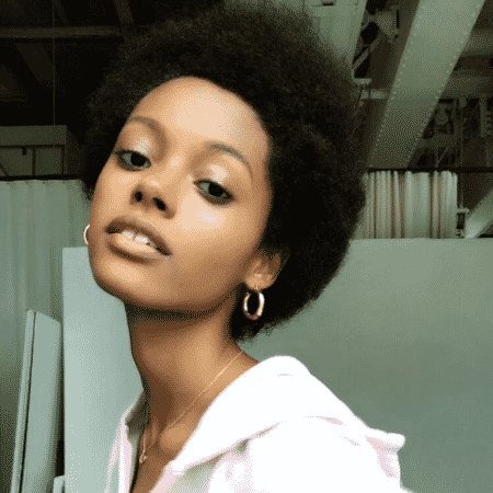 A modelo Londone Myers  - Reprodução/Instagram