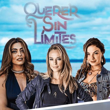"""""""A Força do Querer"""" é rebatizada para """"Querer Sin Límites"""" no exterior - Divulgação/TV Globo"""