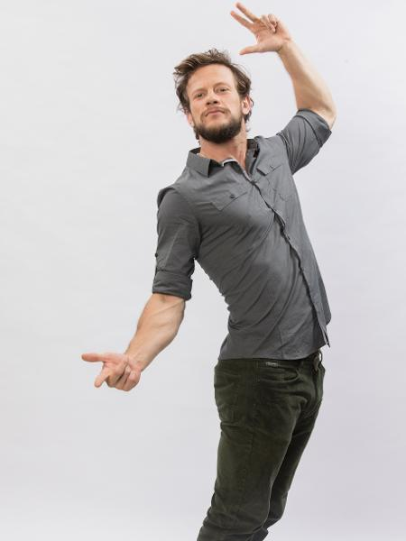 "Dudu Pelizzari deixa ""Dancing Brasil"" - Edu Moraes/Record"
