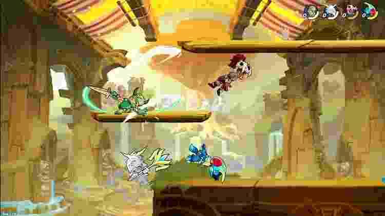 Divulgação/Blue Mammoth Games