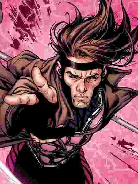 O personagem Gambit vai ganhar um filme solo - Reprodução