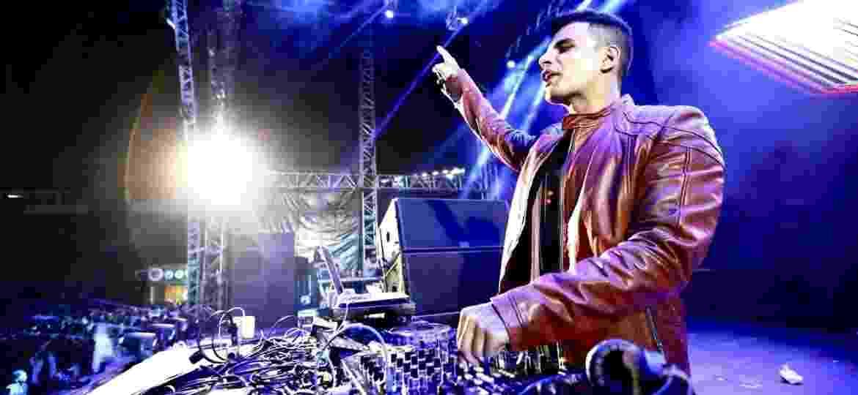 DJ Vintage Culture no Festival CarnaUOL 2018 - Mariana Pekin/UOL