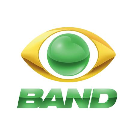 Logo da Band - Reprodução
