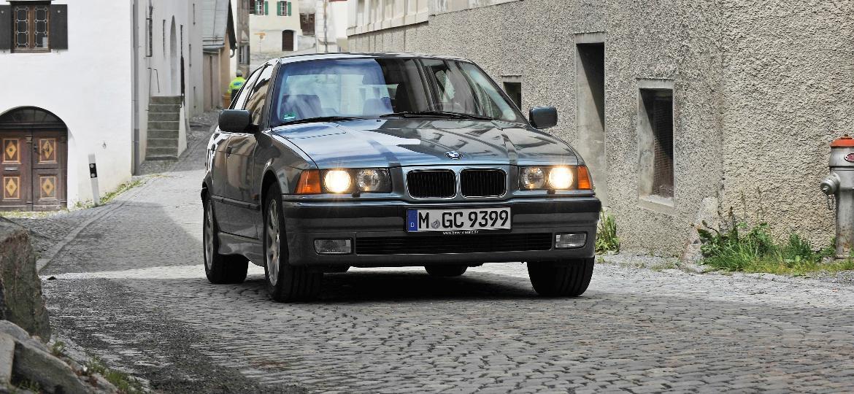 Cobiçado quando 0km, o BMW Série 3 ainda é prestigiado no mercado de usados - Divulgação