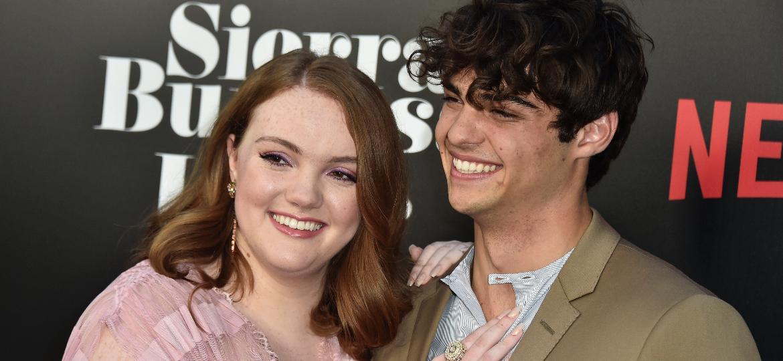 """Shannon Purser e Noah Centineo, estrelas de """"Sierra Burgess é uma Loser"""" - Frazer Harrison/Getty Images"""