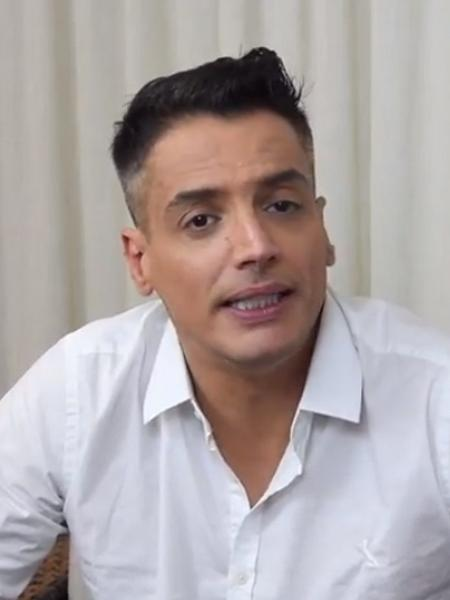 Léo Dias fala pela primeira vez após internação  - Reprodução/YouTube