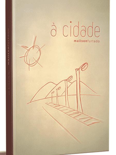 """Capa do livro """"A Cidade"""" - Divulgação - Divulgação"""