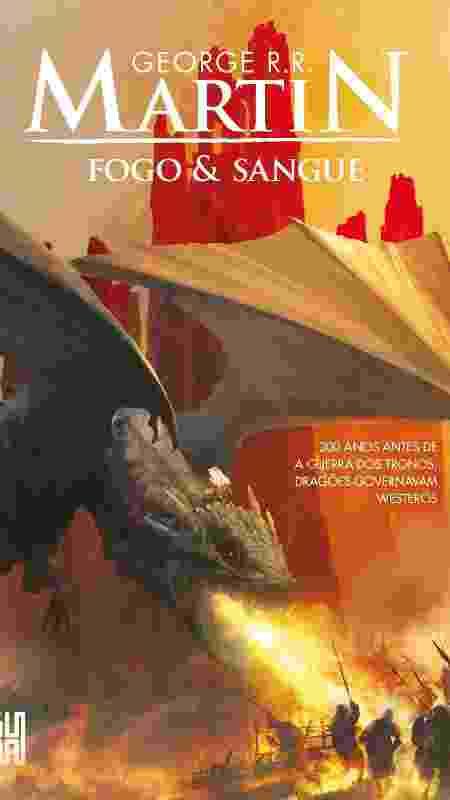 Fogo & Sangue - Divulgação - Divulgação