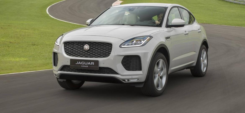 E-Pace é o SUV mais barato da Jaguar à venda no país - Divulgação