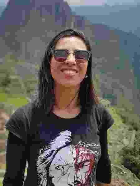 Rafaela Batista, 29 anos, tomou a decisão de preserver a virgindade aos 10 anos de idade - Arquivo pessoal - Arquivo pessoal